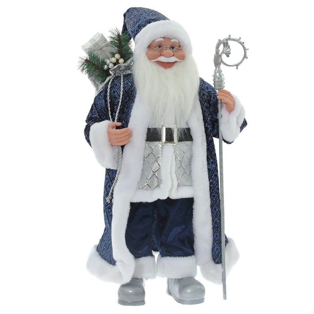 день картинка дед мороз с посохом и мешком младенцы белых одеждах