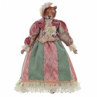 """Кукла """"Тигрица в платье"""""""