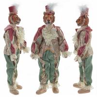 "Кукла ""Тигр в розовом  костюме"""