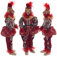 "Кукла каркасная ""Тигр в красном костюме"""