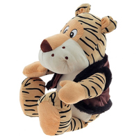 "Мягкая игрушка ""Тигрёнок в жилете"""