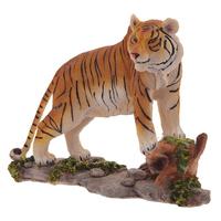 """Сувенир """"Тигр на скале"""""""