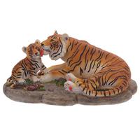 """Сувенир """"Тигр с тигрёнком"""""""