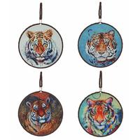 "Подставка под горячее ""Тигр"", 4 вида"