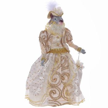 """Кукла """"Коровка в белом платье"""""""