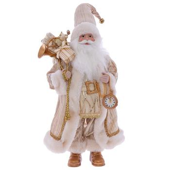Дед Мороз с часами