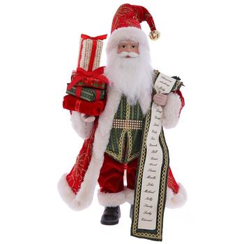 Дед Мороз со свитком