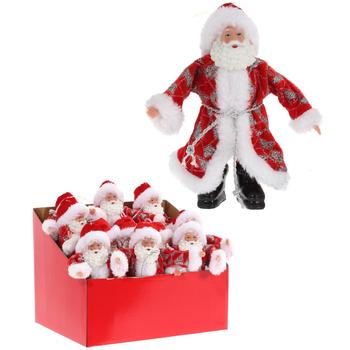 """Украшение на ёлку """"Дед Мороз в красной шубе"""""""