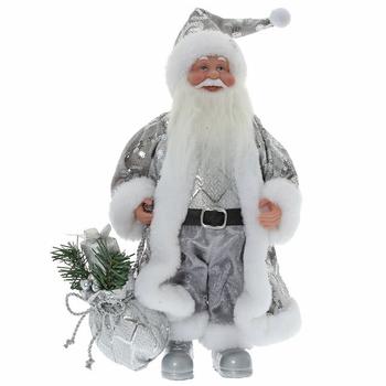 Дед Мороз серебристый