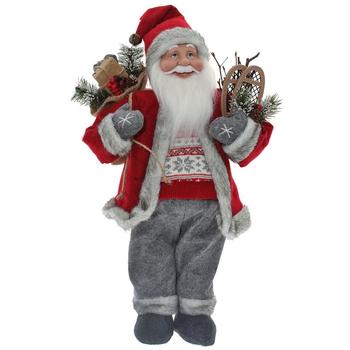 Дед Мороз с подарками, 62 см