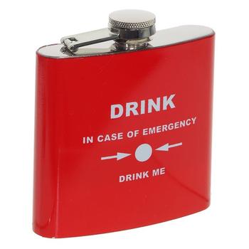 """Фляжка """"Drink me"""""""