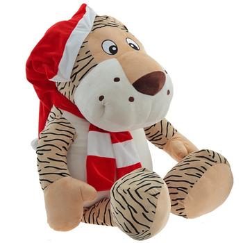 """Мягкая игрушка """"Тигр Новогодний"""""""