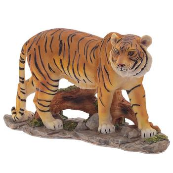 """Сувенир """"Тигр на камне"""", 36 см"""