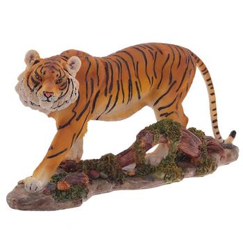 """Сувенир """"Тигр на камне"""""""