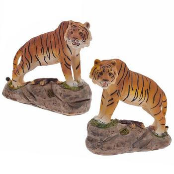 """Фигурка """"Тигр на скале"""""""