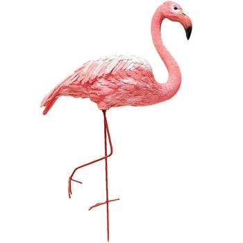"Фигура садовая ""Фламинго"" большой"
