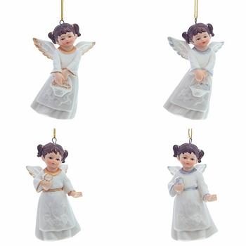 Ёлочная игрушка Ангелочек