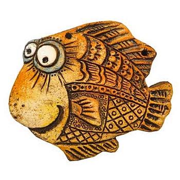 """Панно """"Рыба №4"""""""