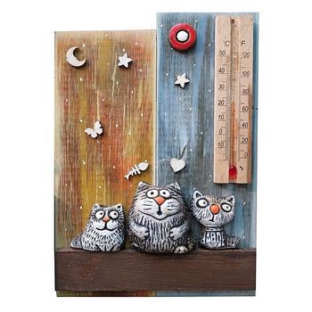 "Термометр комнатный ""Три кота"""