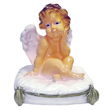 """Сувенир """"Ангел на подушке"""""""