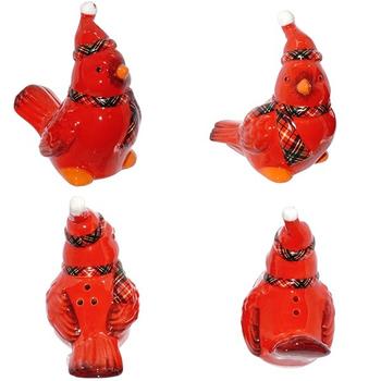 """Набор для специй """"Птички"""" красные"""