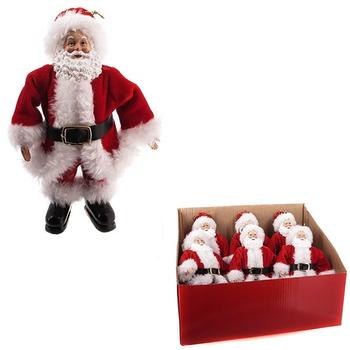 """Ёлочное украшение """"Дед Мороз в красной шубе"""""""
