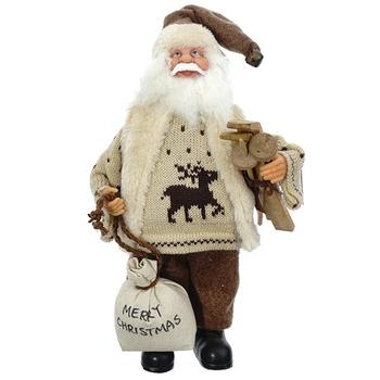 Дед Мороз в свитере