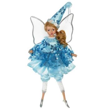 Фея в голубом платье