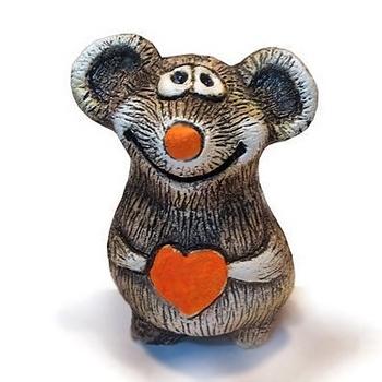 Мышонок влюблённый