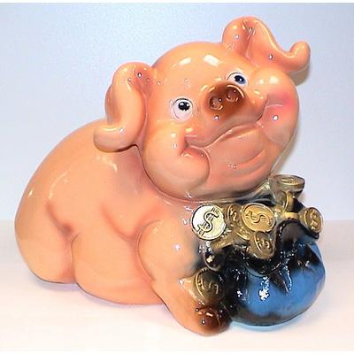 """Копилка """"Свинья с деньгами"""""""