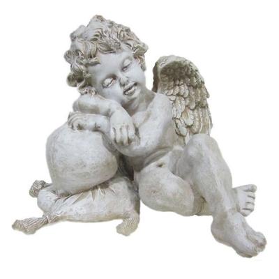 """Садовая фигура """"Ангел с сердцем"""""""
