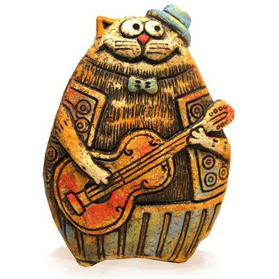 Кот Гитара