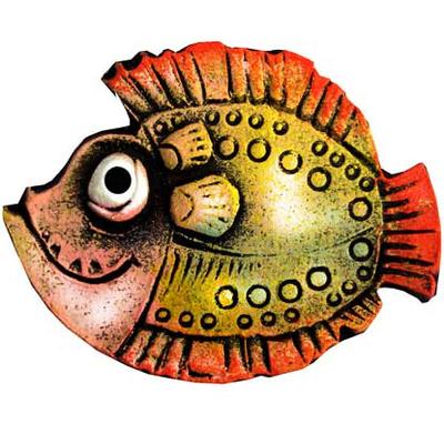 """Магнит """"Рыбка"""""""