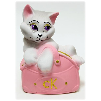"Копилка ""Кошка Мими в сумочке"""