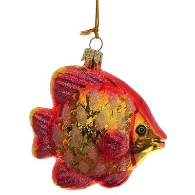 Украшение на ёлку Рыбка