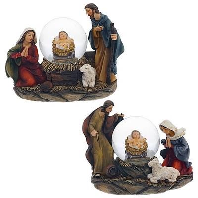 Стеклянный шар Рождество