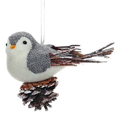 Украшение на ёлку Птичка