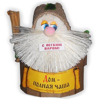 """Оберег """"Домовой Банник"""""""