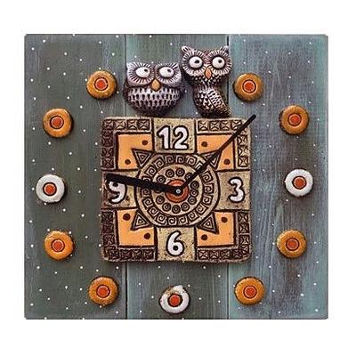 Настенные часы Совы пара
