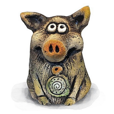 Свинка (шамот)
