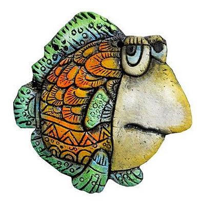 """Панно """"Рыба №3"""""""