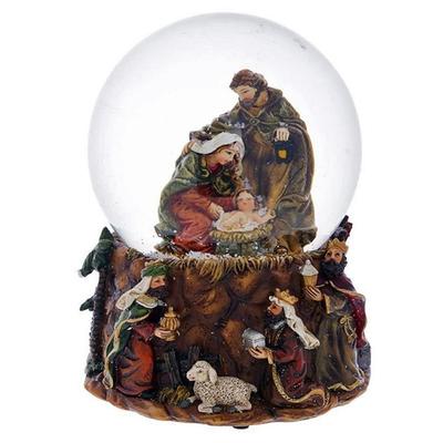 """Водный шар с музыкой """"Рождество"""""""