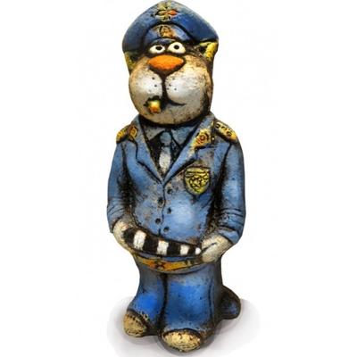 Кот Полицейский